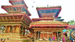 Vishnu Mandir Temple