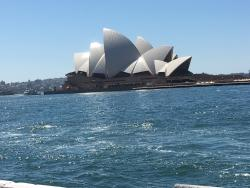 Best view of opera house