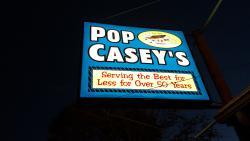 Pop Casey's Lunch