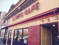 ‪Olympic Cafe‬