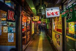 Ganso Sapporo Ramen Street