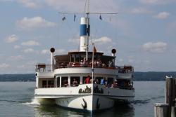 Bayerische Seen Schifffahrt