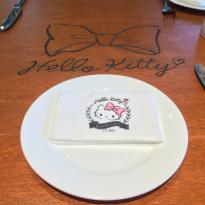 Hello Kitty Gourmet Cafe