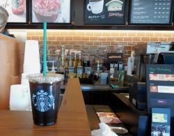 Starbucks, Yokokawa Service Area Inbound Line