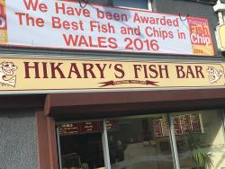 ‪Hikary's Fish Bar‬