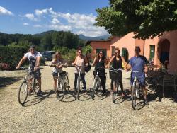 Tuscany Ride a Bike