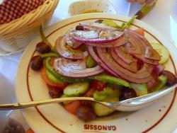 Restaurant Ganossis