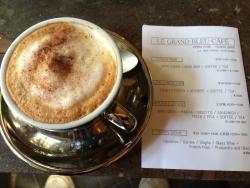 Cafe du Grand Bleu
