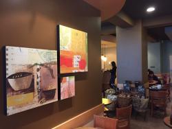 Starbucks Gratte-Ciel