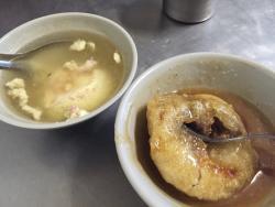 A San Taiwanese Meatball (Bawan)