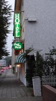 Hotel Cafe am Park