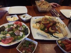 Pinar Mediterranean Meze Bar