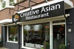 Creative Asian Restaurant Reborn