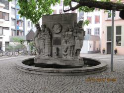 Willi Ostermann Denkmal