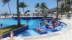 Riu Cancun-Pool