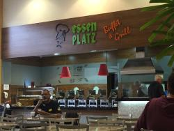 Restaurante Essen Platz