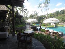 Pool Bar at Mandapa