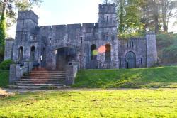 Minature Castle.