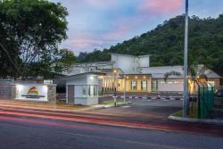 Suria hot spring resort
