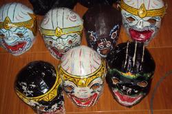 Nang Yai Wat Ban Don Museum