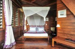 Intérieur Villa Anjajavy le Lodge (De Louise Jasper)