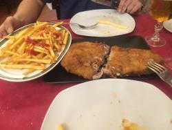 Restaurante La Piragua