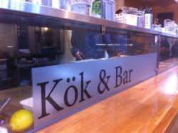 Kok & Bar I Saluhallen