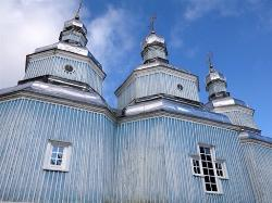St. Nicolas Wooden Church