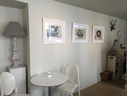 Lovely cafe in Melrose