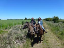 Cabalgatas en Uruguay - Riding Tours