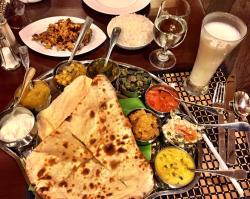 Arusuvai Indian Restaurant