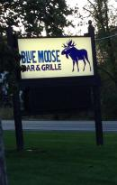 The Blue Moose Bar & Grille