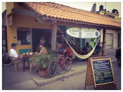 La Bruja Coffee Bar and Art Gallery