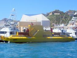 Yellow Submarine Boat Tour