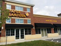 Paper Lantern Asian Grill & Sushi
