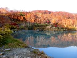 Jigoku Pond