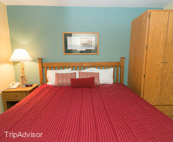 The One Bedroom Suite at the Westwood Shores Waterfront Resort