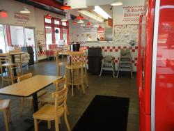 Five Guys NH Portsmouth