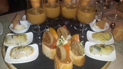 Selección Menú de Tapas - BUBBLES Gastrobar Girona