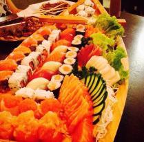 Jojô Sushi e Frutos do Mar