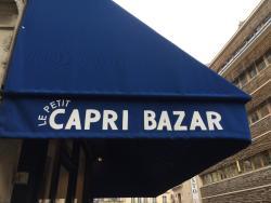 Le Petit Capri Bazar