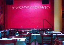 Gonzalez y Gonzalez