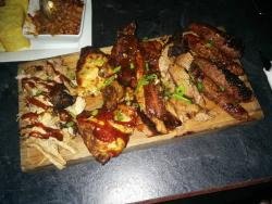 Low & Slow Smoked Fusion BBQ