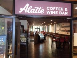 Alatte  Coffee & Wine Bar