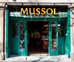 Mussol Diagonal