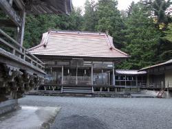 高尾穂見神社