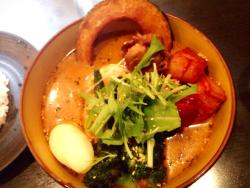 Soup Curry Hirihiri No. 2