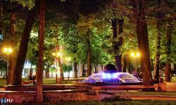 Мемориал славы и парк им. Козицкого
