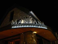Manzana Rotisserie Grill