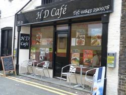 H D Cafe